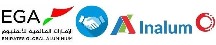امضاء قرارداد مشترك ميان شركت اندونزيايي اينالوم و اماراتز گلوبال آلومينيوم