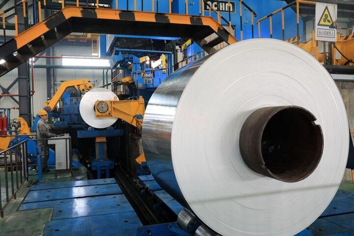 صادرات محصولات نهایی صنعت آلومینیوم به صفر رسید