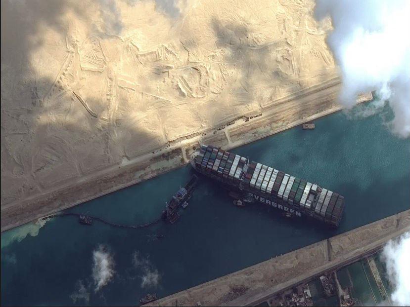 تاثیر مسدود شدن کانال سوئز بر روی قیمت آلومینیوم