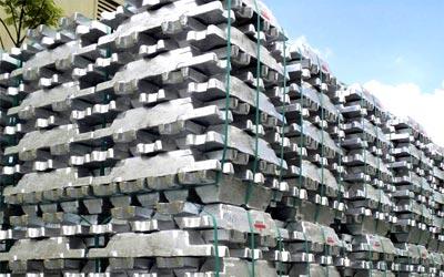 معامله 1860 تن شمش آلومینیوم در بورس کالا