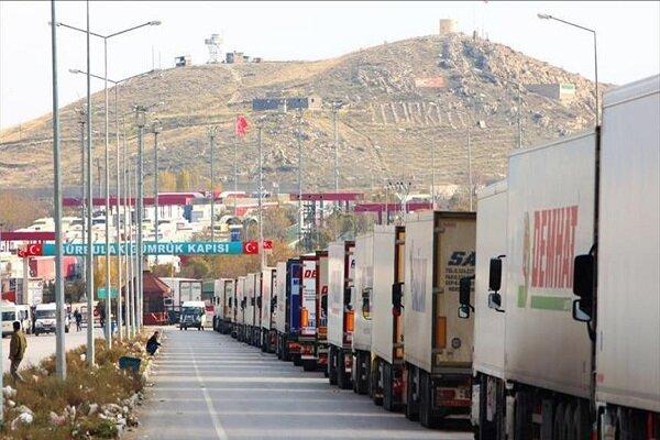 یخ تجارت ایران و ترکیه در سهماهه ۲۰۲۱ باز شد