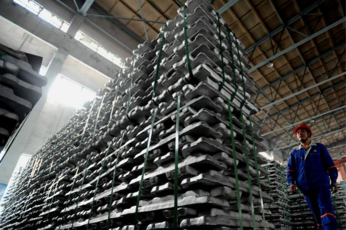افزایش تولید آلومینیوم در چین علیرغم پاندمی كرونا