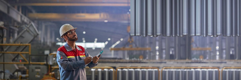 سال 2020، سالي پرهياهو براي شركت اماراتز گلوبال آلومينيوم