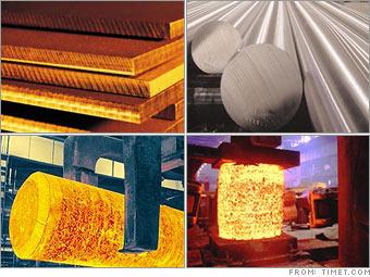 گزارشي كوتاه از وضعيت فلزات در بازار