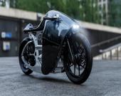 موتورسیکلتی جدید با الهام از موجودات دریایی
