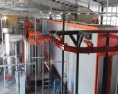 راهاندازی بزرگترین خط رنگ پودری تمام اتوماتیک ورق آلومینیوم در شرکت نورد آلومینیوم