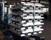 495 تن شمش آلومینیوم در بورس کالا معامله شد