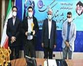 شرکت آلومینیوم المهدی به عنوان واحد نمونه سال ۱۳۹۹ استان هرمزگان انتخاب شد