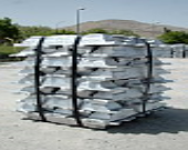 2840 تن شمش آلومینیوم در بورس کالا معامله شد
