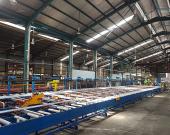 افزایش ظرفیت اکسترود آلومینیوم در مالزی