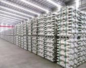 تولید جهانی آلومینیوم در ماه جولای 2021