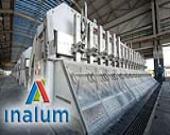 ارتقاء تكنولوژي احياء توليد آلومينيوم اوليه در شركت اينالوم
