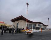 شرکت آلومینای ایران فرودگاه جاجرم در خراسان شمالی را تجهیز می کند