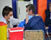 واکسیناسیون کووید ۱۹کارگران وکارکنان شرکت آلومینیوم ایران ( ایرالکو ) آغاز گردید